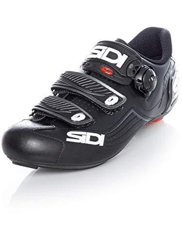 Sidi Zapatillas De Ciclismo Alba Negro-Negro (EU 42.5, Negro)