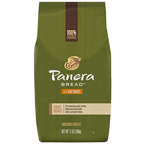 Panera Bread Coffee, Light Roast, 12 Ounce by Panera Bread