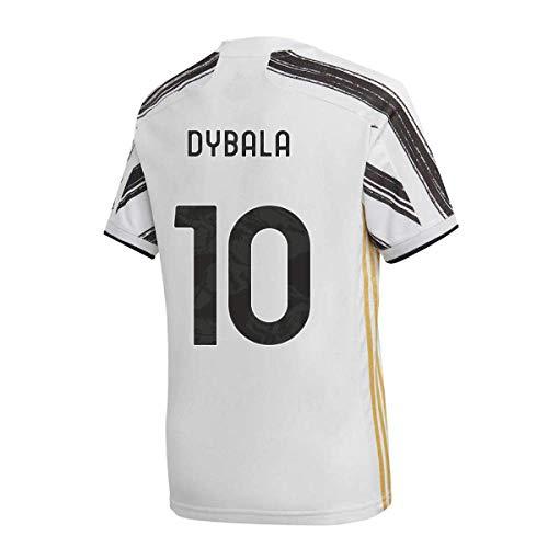 Paulo Dybala 2020-2021 Kids Home Soccer Jersey