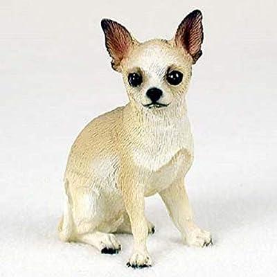 Conversation Concepts Chihuahua Tan & White Standard Figurine