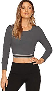 Lorna Jane Women's Here and There Active Long Sleeve Top