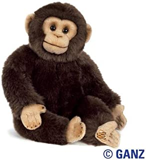 Webkinz Signature Smaller Size Chimpanzee September 2010 Release + 1 Free Pack Series 3 Trading Cards