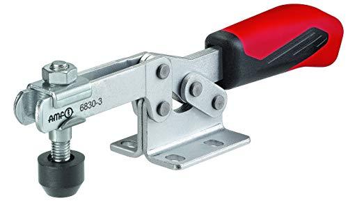 Waagrechtspanner 6830 Größe 1 | offener Haltearm, waagrechter Fuß | ergonomischer, ölbeständiger 2-Komponenten-Handgriff |