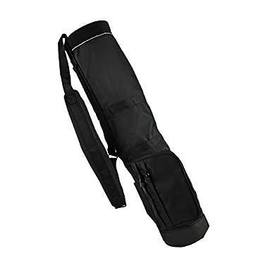 7  Sunday Bag, Lightweight Carry Bag, Executive Course Golf Bag