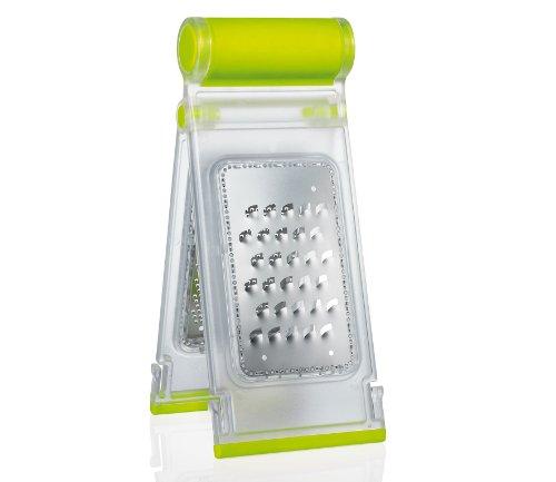 Küchenprofi 1235101100 Standreibe klappbar, grün
