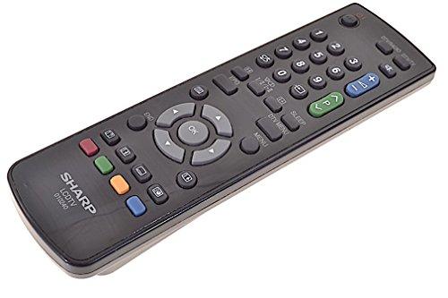 Cherrypickelectronics - Mando a distancia Sharp para diversos modelos de TV LCD