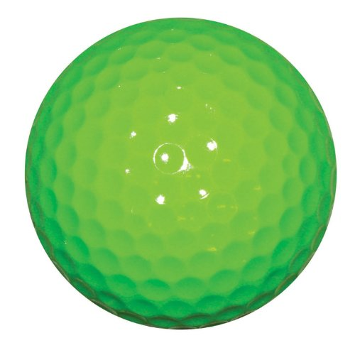 Quality Standard Green Miniature Golf Ball