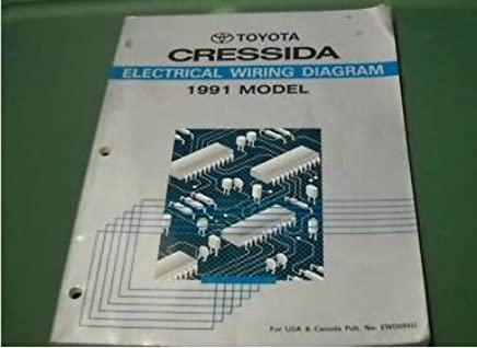 91 Cressida Wiring Diagram | Wiring Diagram on