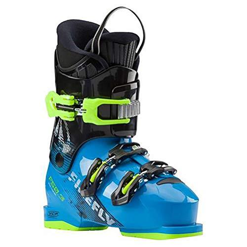 Firefly Kinder Skistiefel F50-3, 27, 5 Stiefel, blau/Gelb, 27.5