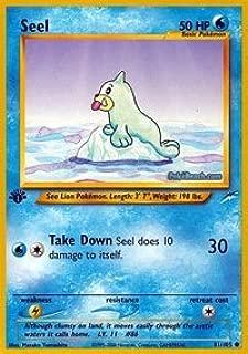 Pokemon - Seel (81) - Neo Destiny - 1st Edition