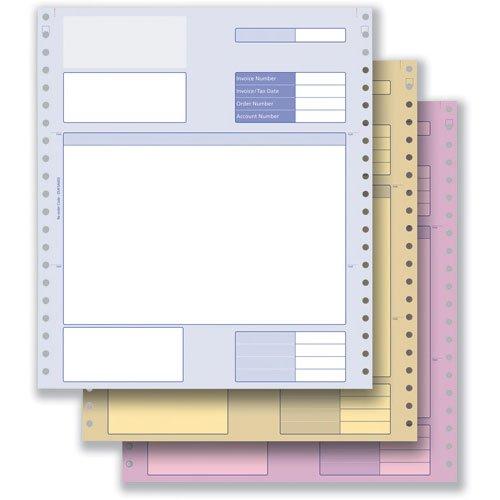 Communisis Sage - Paquete de 750 formularios de ventas y facturas