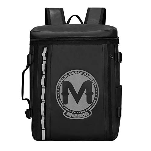 Rucksack Herrenmode Trend Rucksack Große Kapazität Leder Computertasche Reise Tragbare Schultasche