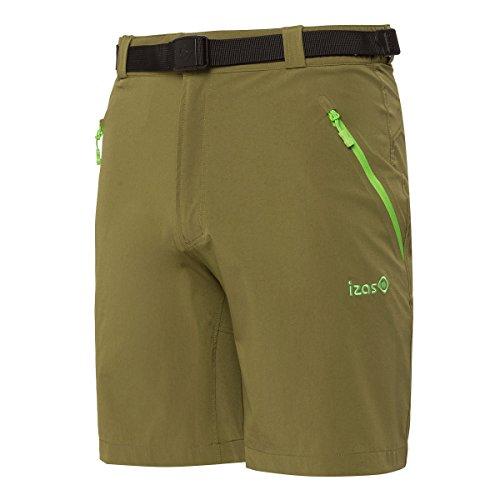 IZAS Rock Stretch korte broek voor heren