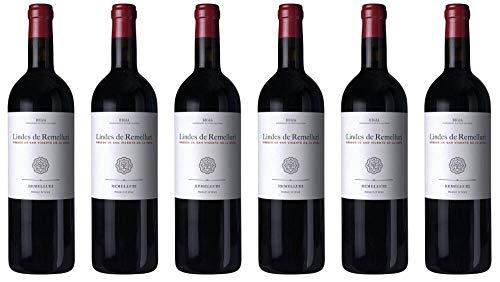 6x Lindes de Vinedos de San Vicente de la Sonsierra 2015 - Weingut Remelluri, La Rioja - Rotwein