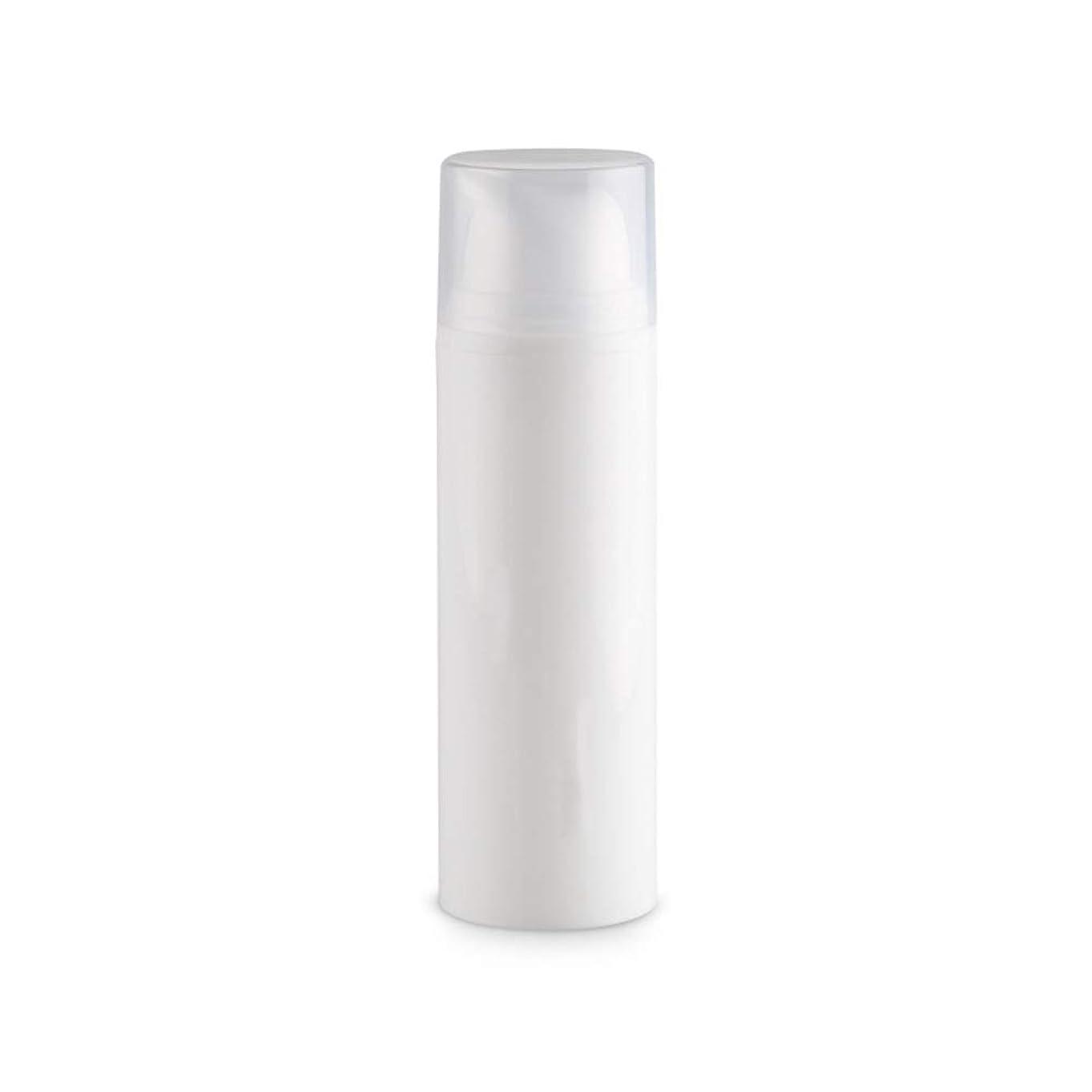 枝ヤギ統治するVi.yo 小分けボトル ポンプボトル 化粧水 押し式詰替用ボトル 携帯用 旅行用品 50ml