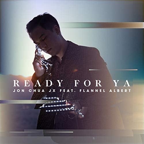 Jon Chua JX feat. Flannel Albert