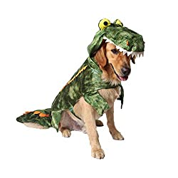 6. Mogoko Funny Dog Dinosaur Costume