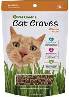 Pet Greens Semi-Moist Cat Craves Treats