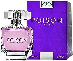 Poison by Aris - perfumes for women - Eau de Parfum, 100ml