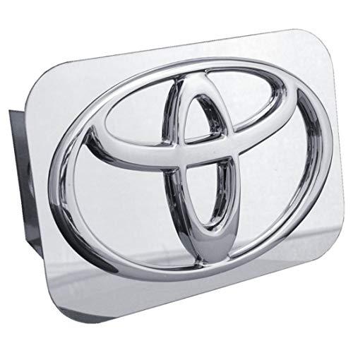 Anhängerkupplung Toyota Logo Chrom, Made in USA von Toyota