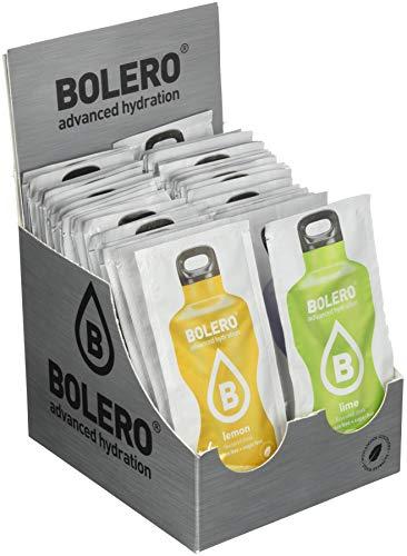 Bolero Drinks - Kennenlernpaket (48 Sorten), 429g, für 72 Liter Getränke