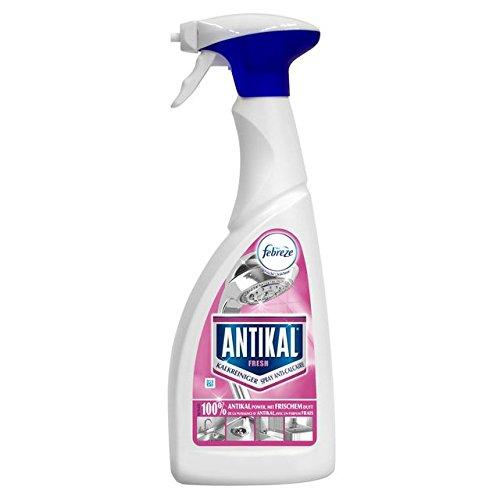 Antikal 4084500205550 Kalkreiniger Febreze Spray Reiniger 700 ml, weiß, 8x6x15 cm