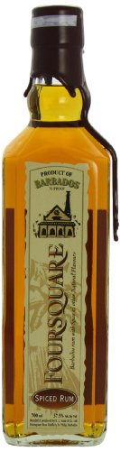 Foursquare Spiced Rum 70 cl