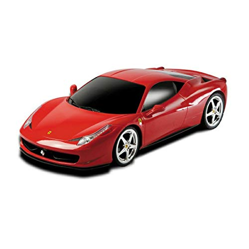 XQ TOYS 1:18 RC Ferrari 458 Italia Radio Control Red