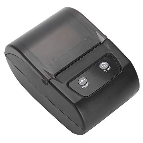 110‑240V 203DPI USB Connection QR Codes Printer, Thermal Printer, for Printing Text Printing Pattern(British regulatory)