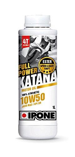 iPone 800008Motoröl Full Power Katana 4Zeit Performance 10W50Route