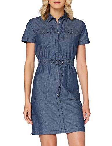Comma CI Womens 88.006.82.5718 summer-dress Dress, 52y8, 42