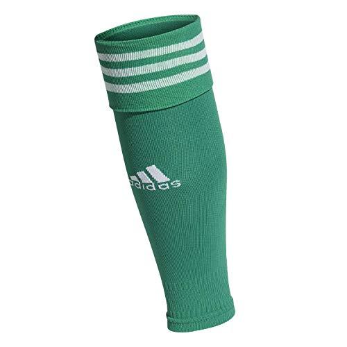 adidas Herren Team Sleeve 18 Socken, Bold Green/White, 4042