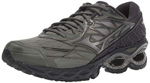 Mizuno Men's Wave Creation 20 Running Shoe, Beetle-Metallic...