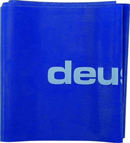 Deuser Physio Band, blau, 2.4m x 15 cm