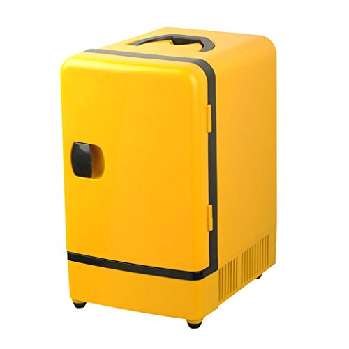 Réfrigérateur de voiture - 7L voiture de chauffage et de refroidissement réfrigérateur voiture maison double usage Mini Silent Portable étudiant dortoir cosmétiques lait maternel réfrigéré de chauffag
