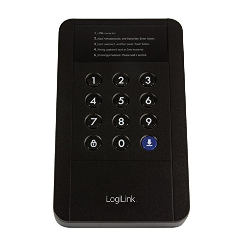 LogiLink UA0213 USB 3.0 Lockdown 2,5