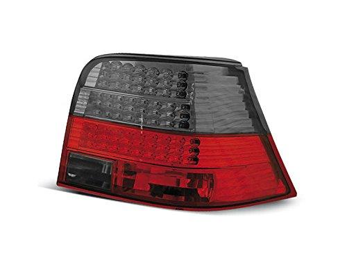 1 paar achterlichten – Golf 4 97-03 rode led (W32)