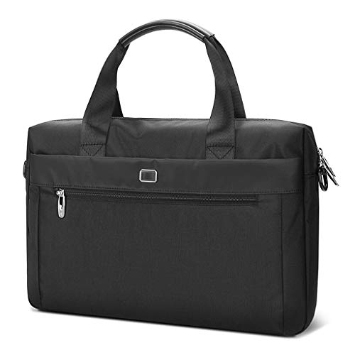 Laptop Bags 14-Inch Laptop Case Bag Briefcase for Women and Men, Black, 1-Pack Tablet Case Bag