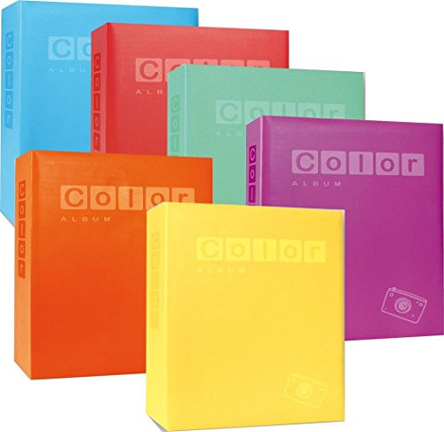 ZEP Álbum de fotos 300 fotos 13x19 13x18 slip-in, Nuevo color pastel, 1 pieza