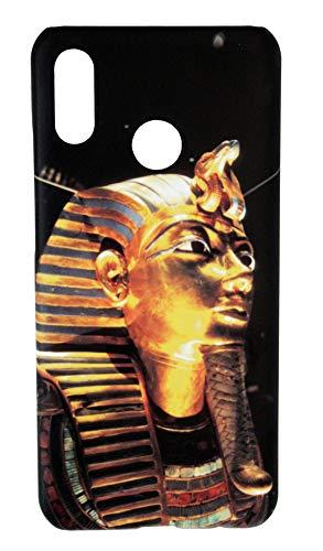 ANWT Huawei P20 Lite 3D Hülle, Tutanchamun Maske