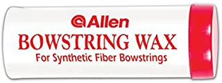 Allen Company - Crossbow Bow String Wax for Synthetic Bowstrings / Rail Lube Combo