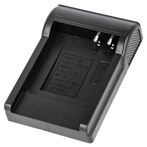 Akku-King Ladeschale DC68 | Kompatibel mit Panasonic CGA-S007, CGA-S007E, DMW-BCD10
