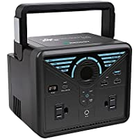 Renogy 337Wh Solar Generator Battery Backup with Two 200W AC Outlet, 18W USB-A Port, 60W Quick Charge Type-C Port
