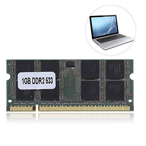 Mugast DDR2 1GB 533 MHz Speicher,PC Speicher 1GB Ram Modul Board DDR2 PC2-4200 Laptop Speicher Verlustfreie Übertragung,Geeignet für Intel/AMD Motherboard
