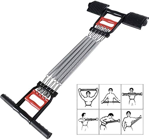 Multifunctioneel Hometrainer voor mannen, geschikt voor fitness, grijparm, kracht, roll, back, training van het hele lichaam, weerstandsband