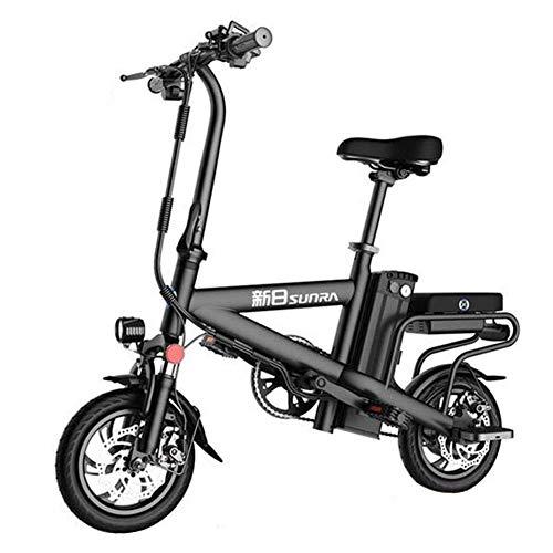 GXF-electric Bicycle Lichtgewicht elektrische mountainbike van aluminiumlegering met pedaal en 350 W lithium-ion batterij (48 V), bereik 50 km
