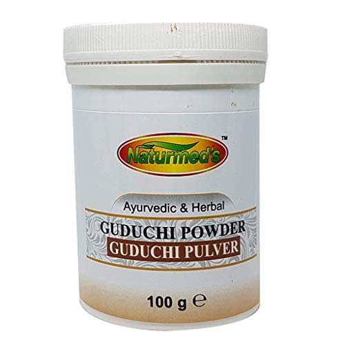 SHIVA-SHOP NATURMED'S GUDUCHI POWDER - 100 Grams