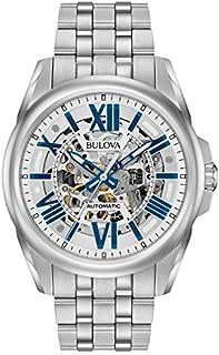 Bulova - Reloj automático clásico para hombre de 1.693in