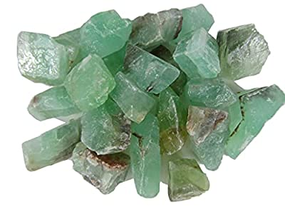AzureGreen 1 Lb Green Calcite Untumbled