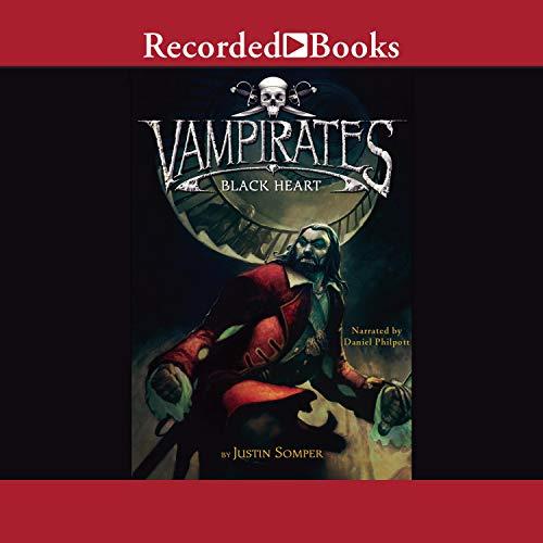 Vampirates Audiobook By Justin Somper cover art